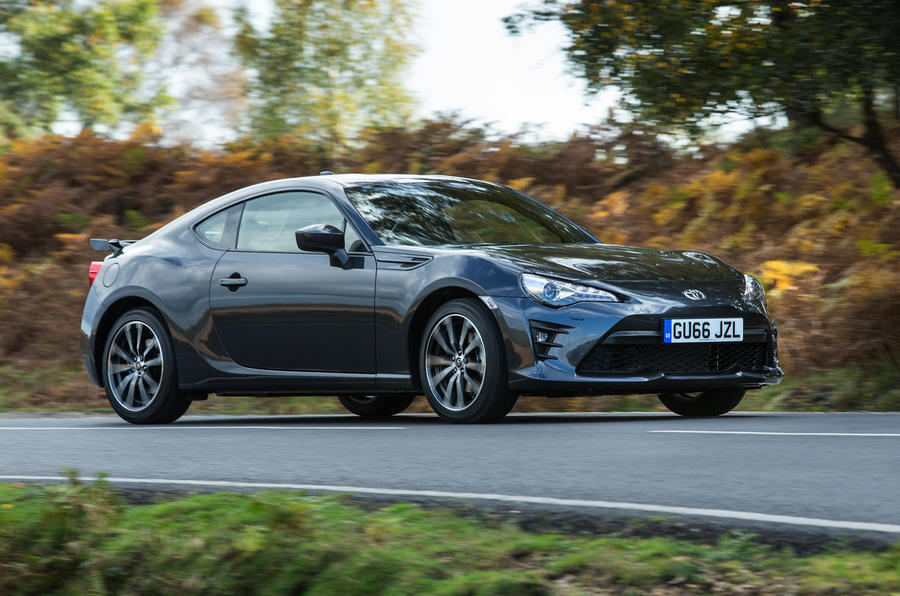 Toyota Gt86 Review 2017 Autocar