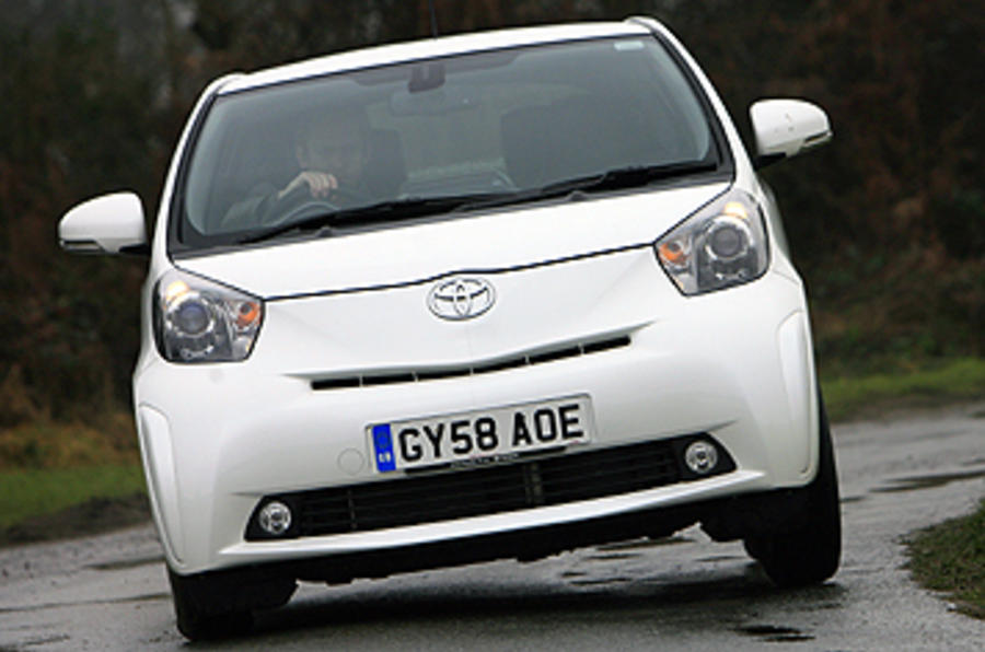Toyota announces UK recall