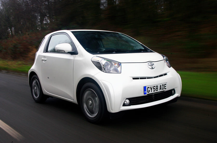 Toyota Iq 2009 2014 Review Autocar
