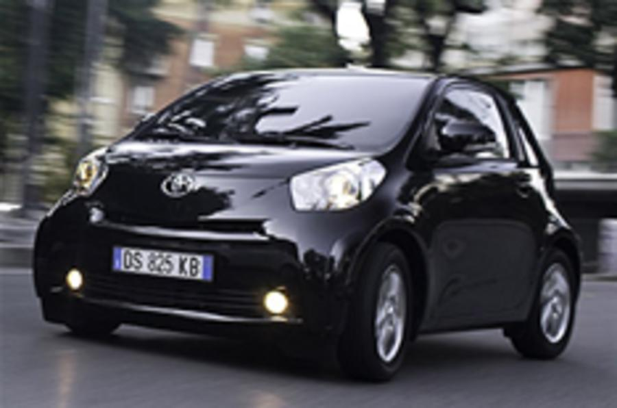 Reports: Toyota/BMW iQ tie-up
