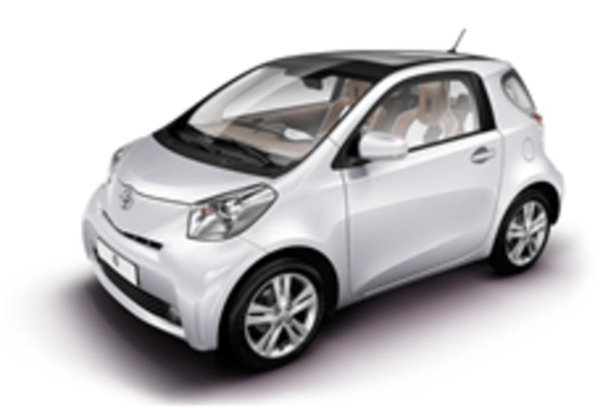 Toyota's radical iQ concepts