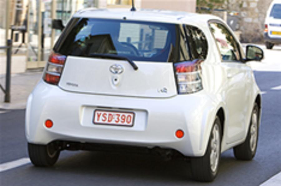 Toyota's small car revolution