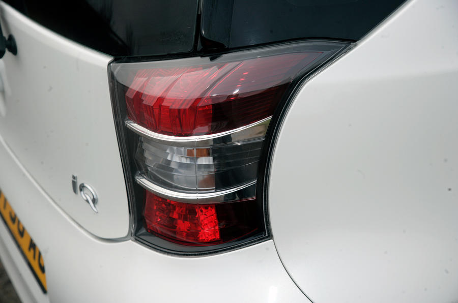 Toyota iQ rear light