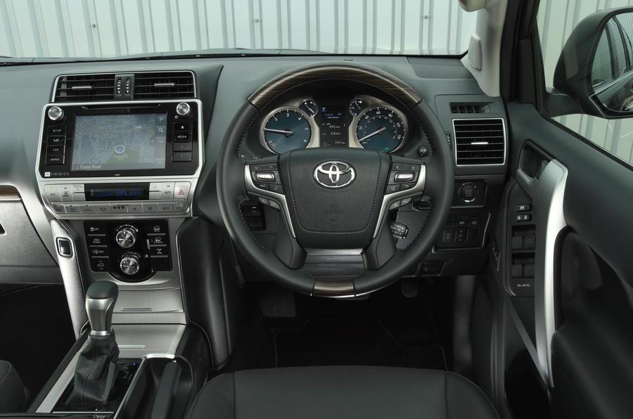 toyota land cruiser interior autocar rh autocar co uk toyota land cruiser interior 2019 toyota land cruiser interior india