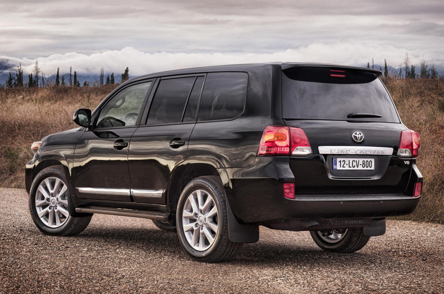 Toyota Land Cruiser V8 Prices Announced Autocar