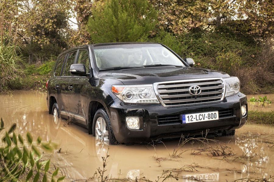toyota land cruiser v8 prices announced autocar. Black Bedroom Furniture Sets. Home Design Ideas