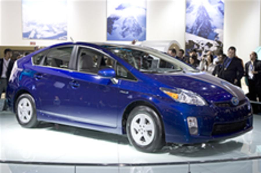 New Toyota Prius launched