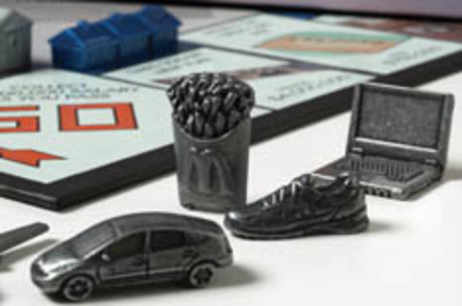 Prius joins Monopoly line-up