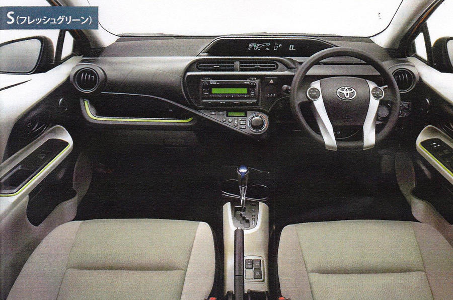 Toyota Prius C 'to reach UK'