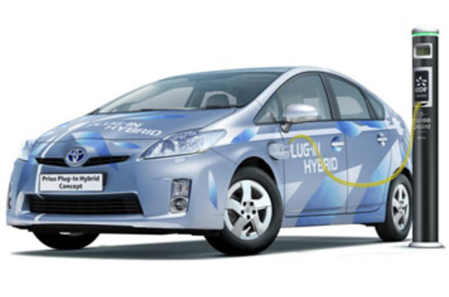 Government's electric car grants