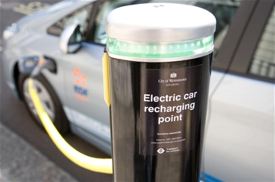 Plug-in car grant extended