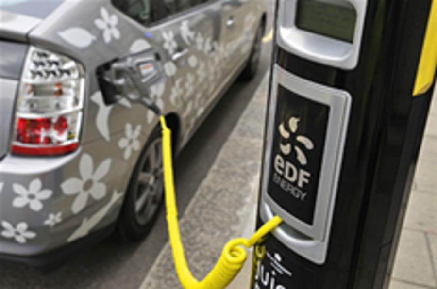£30m for UK charging points