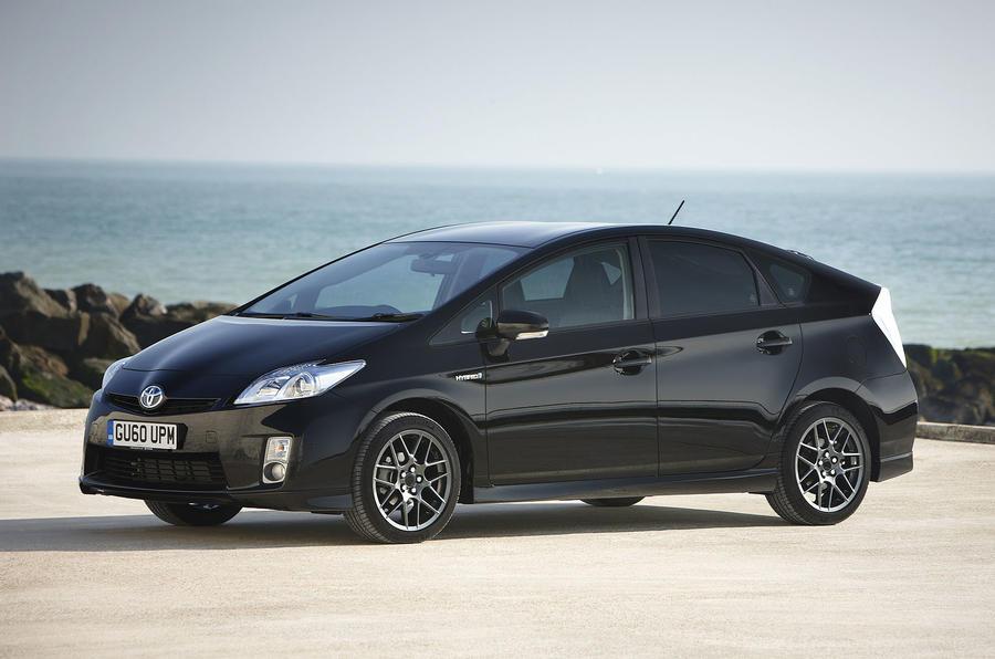 Toyota's birthday Prius