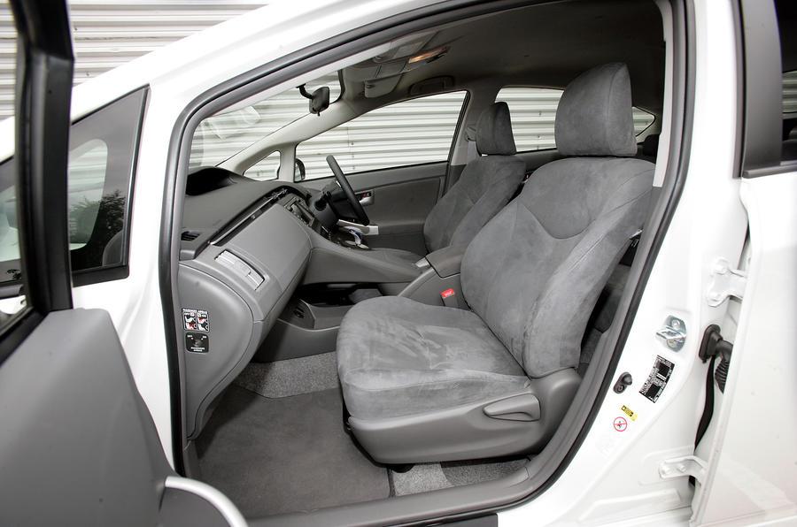 Toyota Prius interior