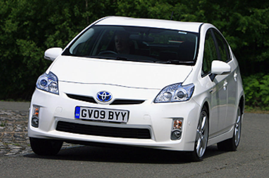 Toyota Prius to be kept exclusive