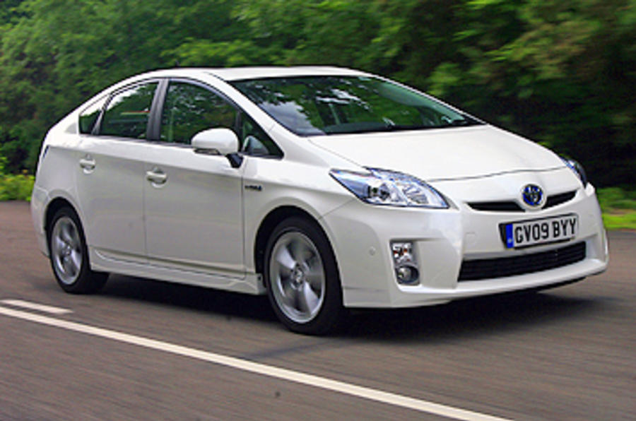 Toyota builds new Prius factory