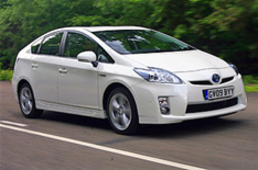 Toyota tops two million hybrid sales