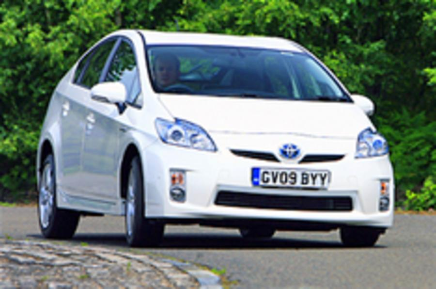 Prius demand outstrips supply
