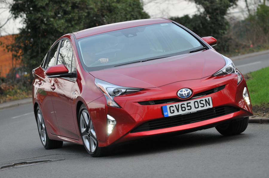 Fourth Generation Toyota Prius ...