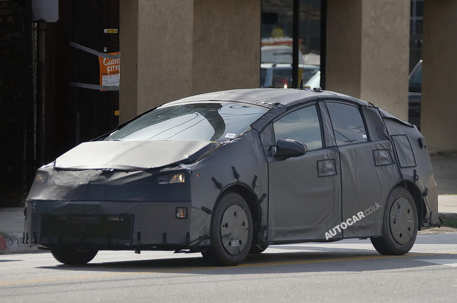 Prius On Steroids >> Next Gen Toyota Prius Moves Upmarket Autocar