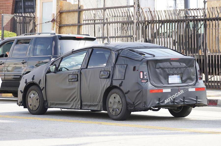 Next-gen Toyota Prius moves upmarket