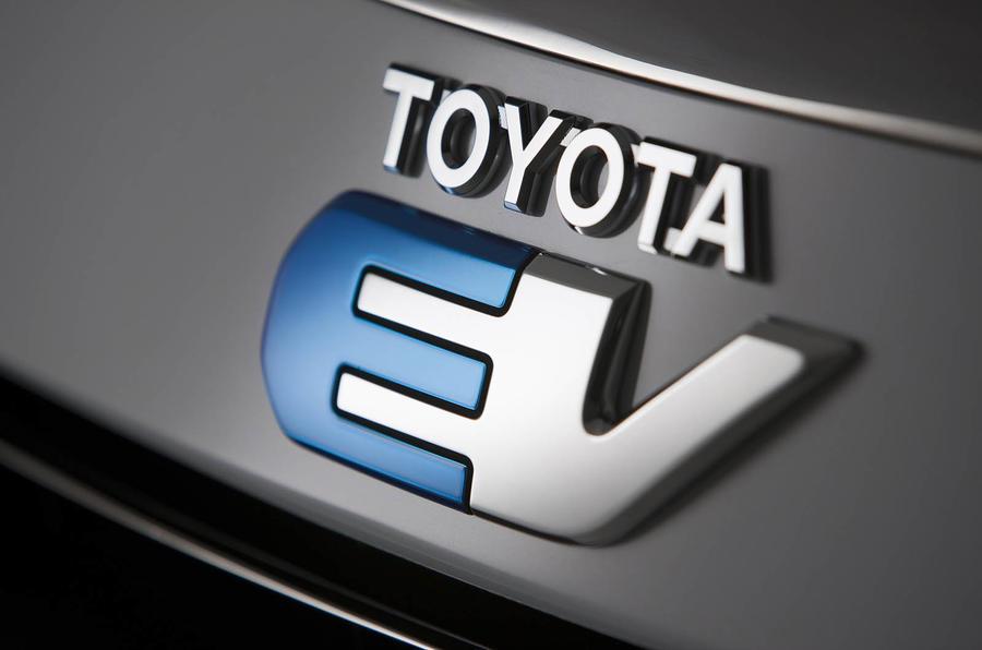Toyota's RAV4 Tesla
