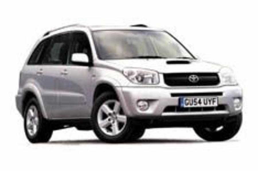 Toyota loads up RAV4