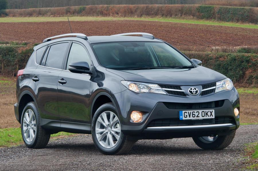 Toyota RAV4 Review (2017)   Autocar