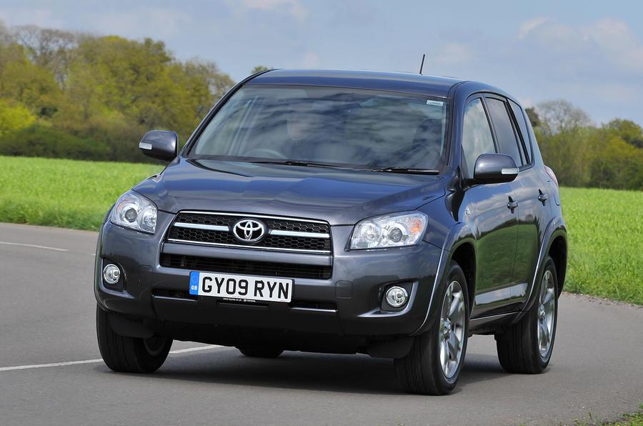 Toyota RAV4 2006 2012 ...