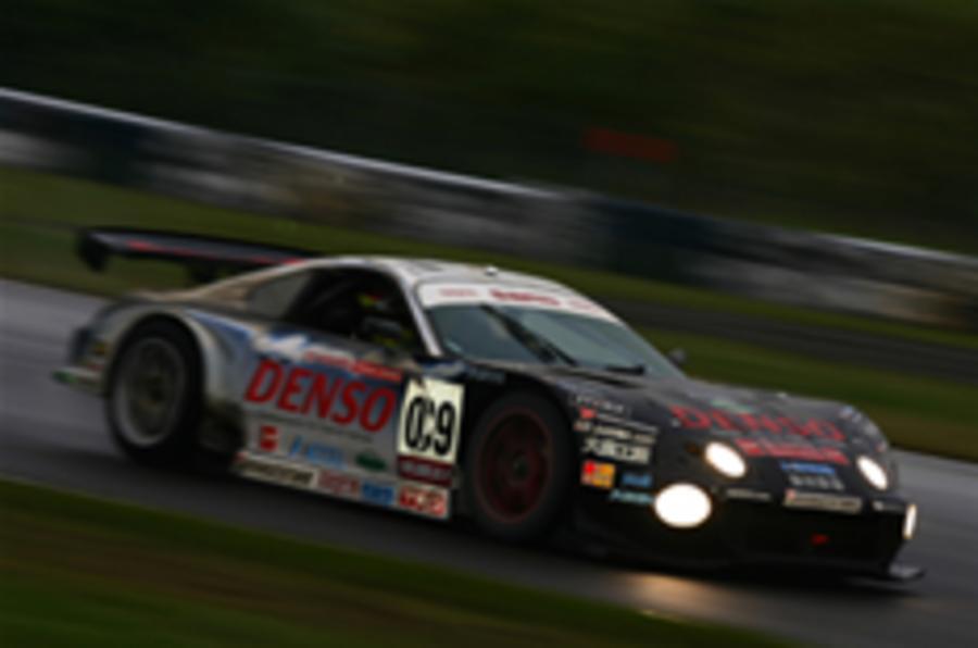 Toyota hybrid wins 24-hour race