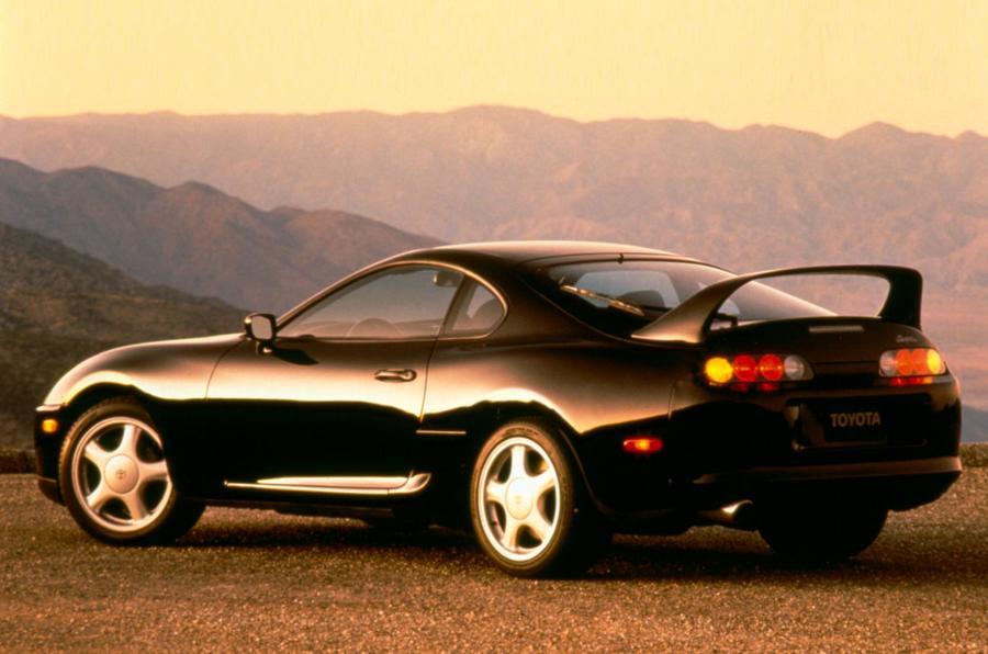 Toyota Supra: picture special