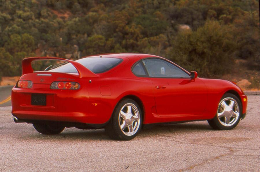 Perfect Toyota Supra: Picture Special