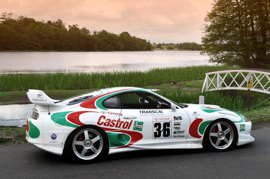 toyota supra race car for sale | Fair-Image