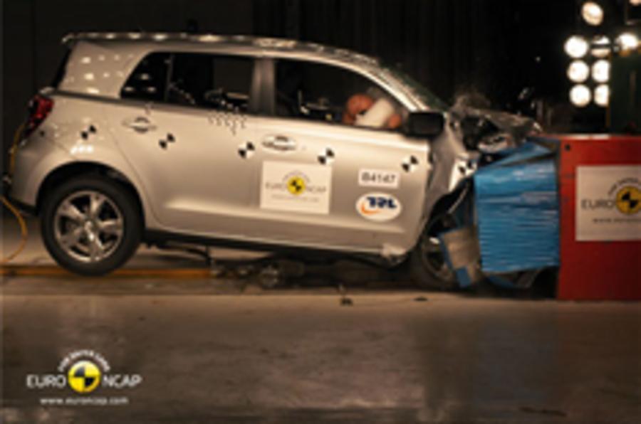 Toyota disputes NCAP testing