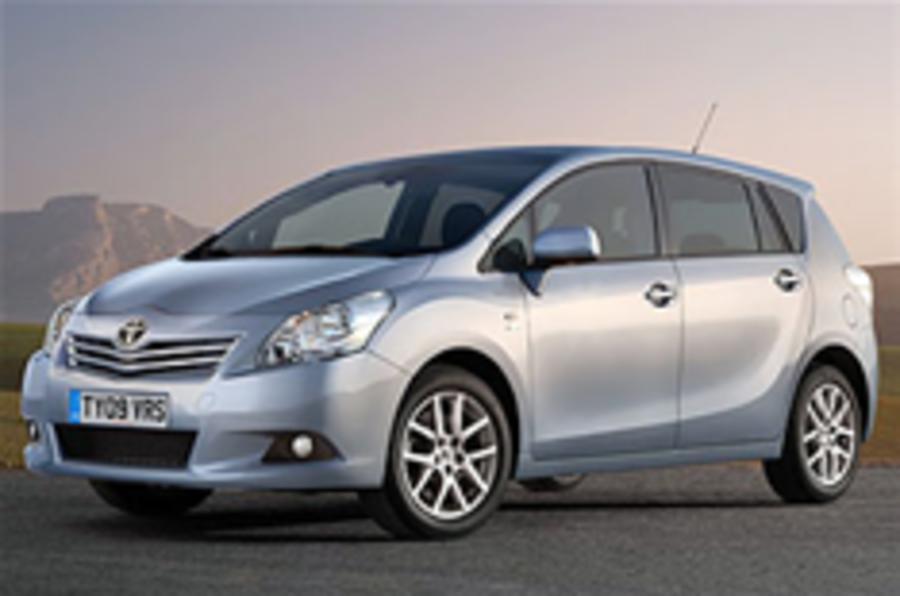 Toyota Verso: more pics