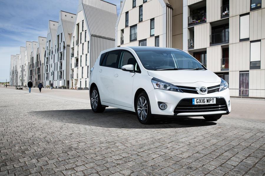 Toyota Verso Review (2018) | Autocar