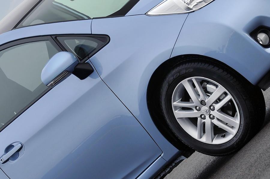 Toyota Verso-S alloy wheels