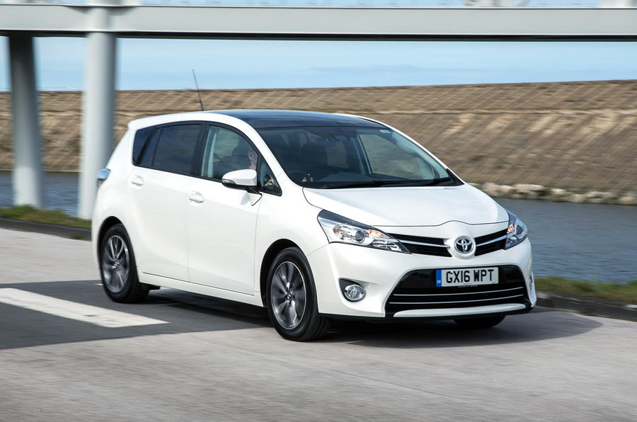 toyota verso review 2017 autocar