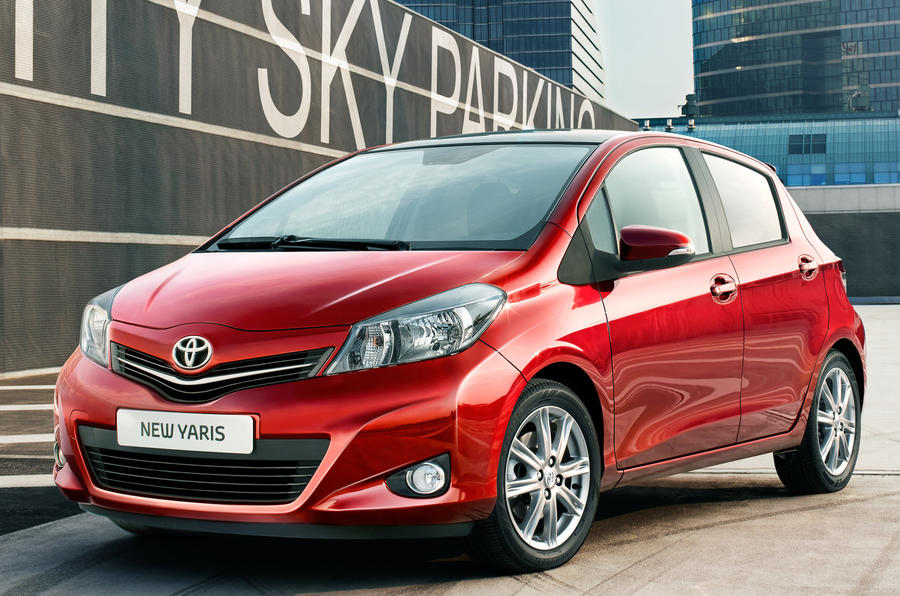 New Toyota Yaris revealed
