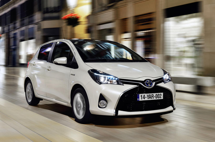 Toyota Yaris Review 2017 Autocar