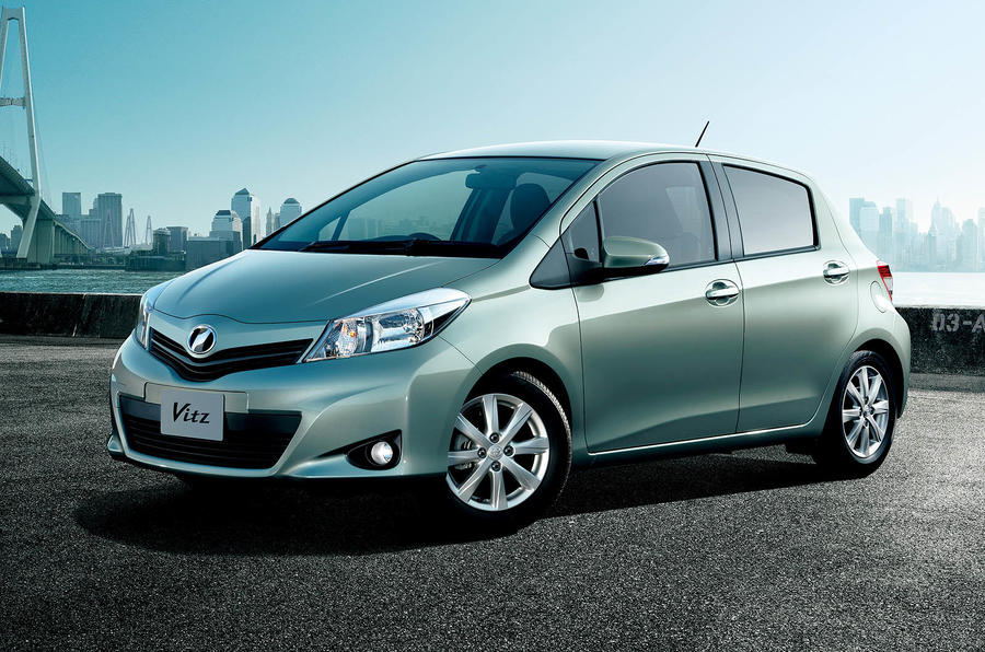 Next-gen Yaris revealed