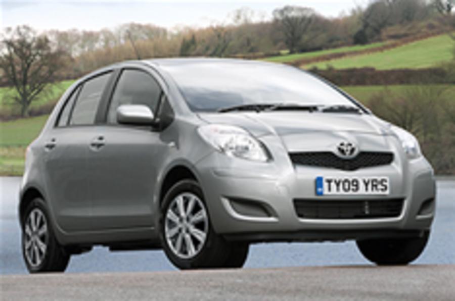 Toyota's European sales woe