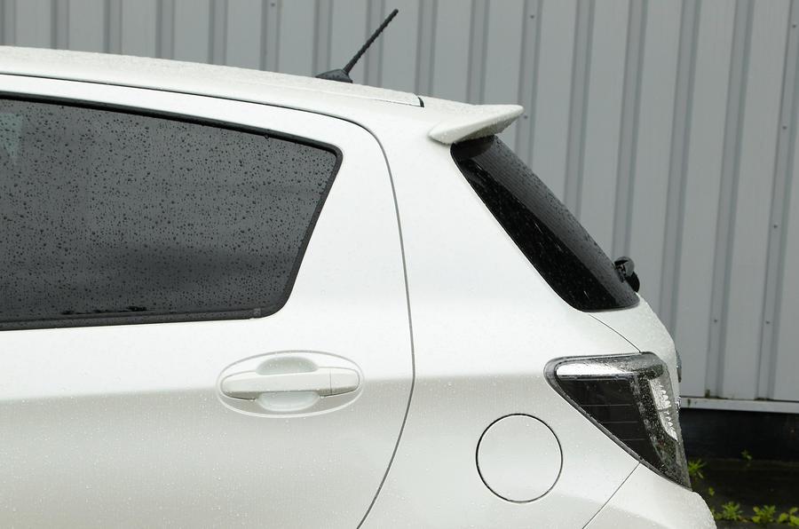 Toyota Yaris Hybrid hatchback