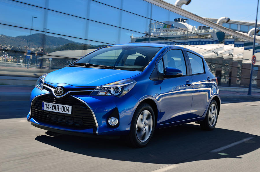 Toyota Yaris 1.33 VVT-i Icon first drive review
