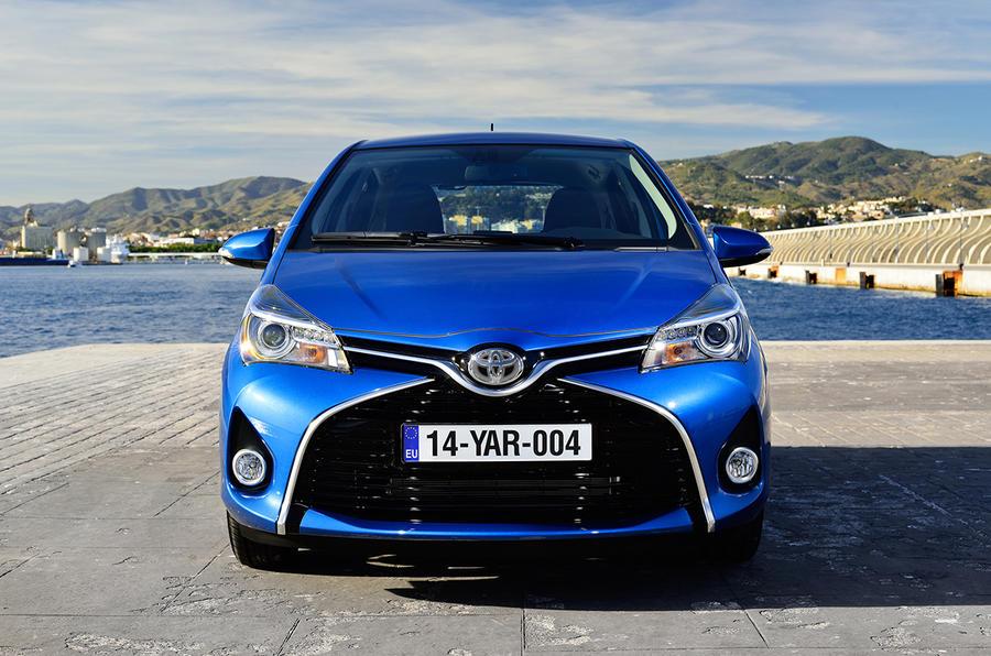 £14,095 Toyota Yaris 1.33 VVT-i Icon
