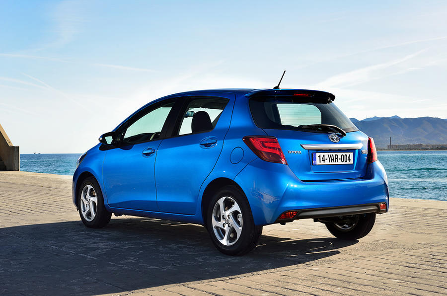 Toyota Yaris 1 33 Vvt I Icon First Drive
