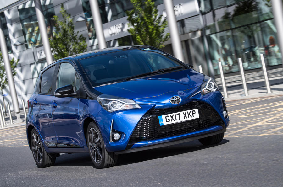 toyota yaris review 2017 autocar. Black Bedroom Furniture Sets. Home Design Ideas