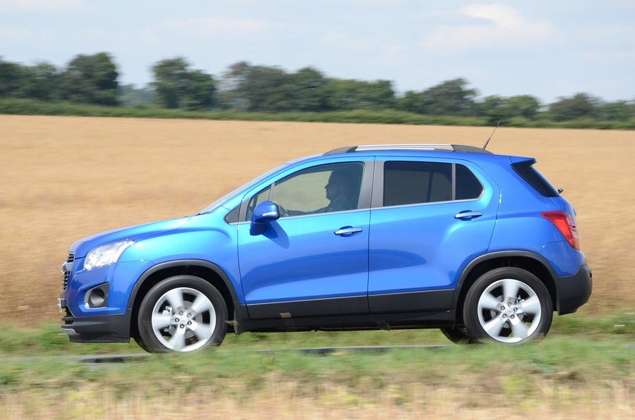 Chevrolet Trax 1.7 VCD first drive review