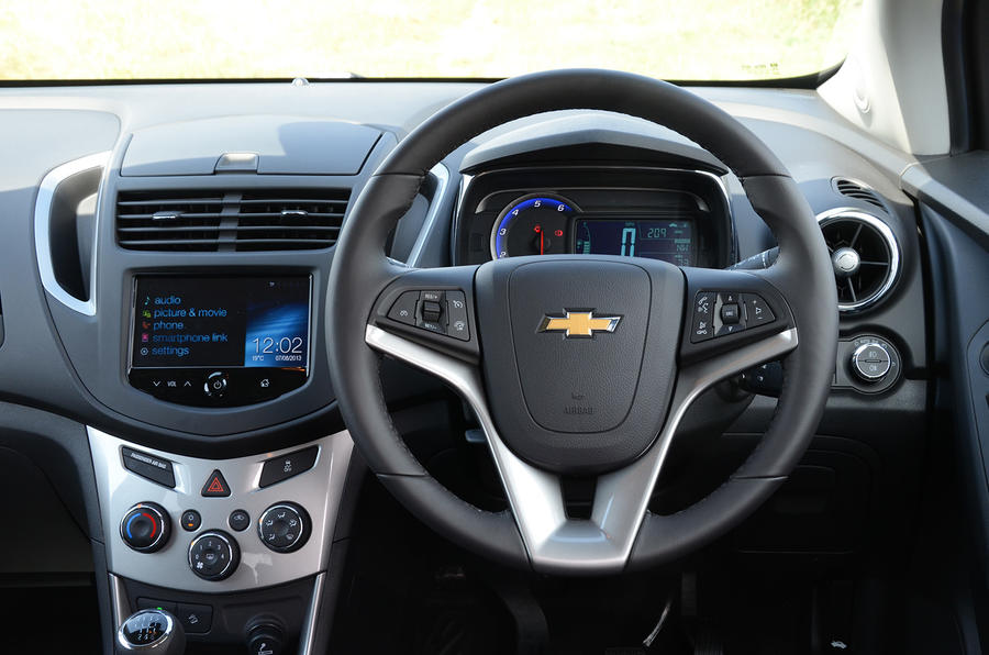 Chevy Small Suv >> Chevrolet Trax 1.7 VCD first drive review review | Autocar