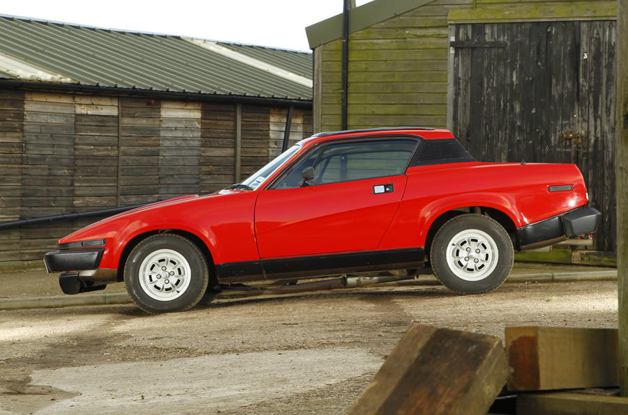 Triumph Tr7 Nostalgia Ride Leaves Me Stirred Not Shaken Autocar